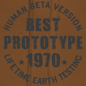 1970 - The year of birth of legendary prototypes - Women's Premium Hoodie