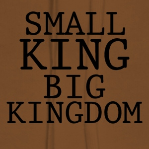 LITEN KING BIG KINGDOM - Premium hettegenser for kvinner