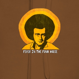 Fever_in_the_funk_House - Felpa con cappuccio premium da donna