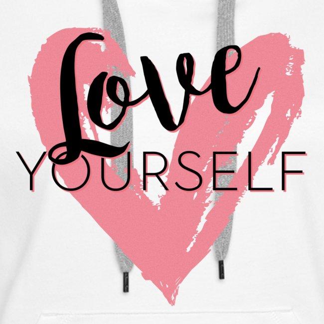 Love Yourself Logo von Pascal Voggenhuber