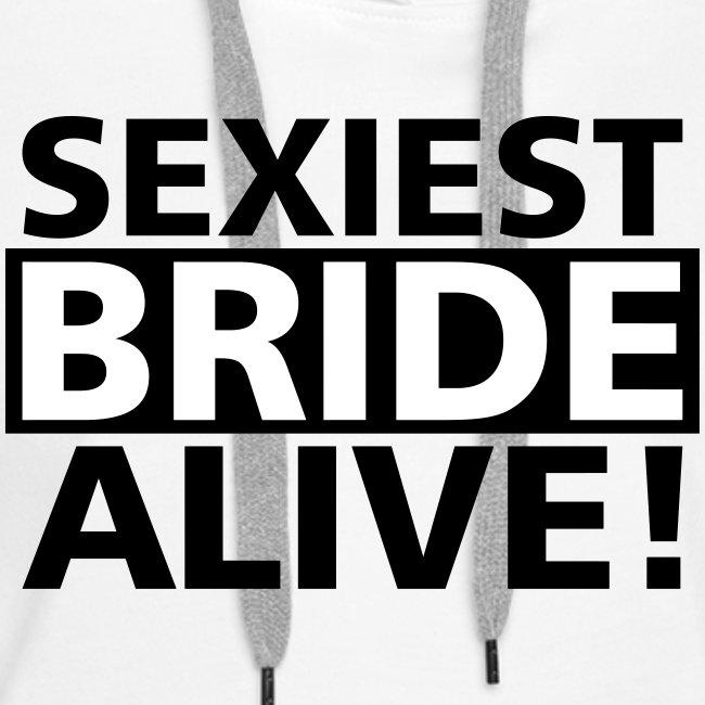 sexiest bride alive