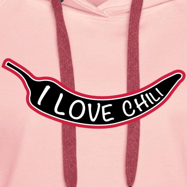 I love chili