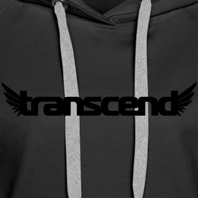 Transcend Mug - Black Print