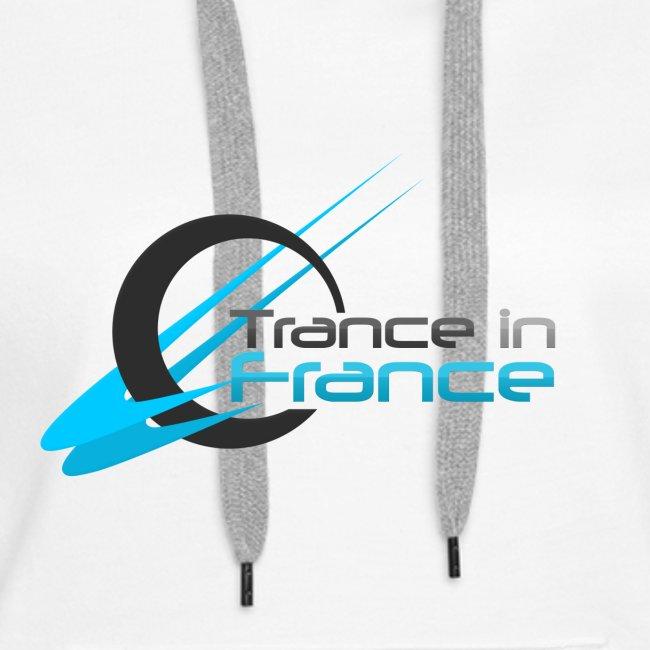 Trance In France White - Large Logo