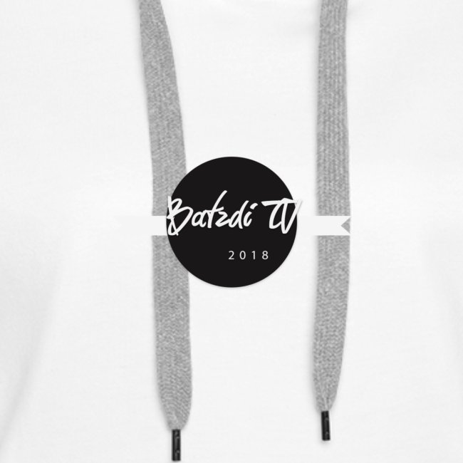 BatzdiTV -Premium round Merch