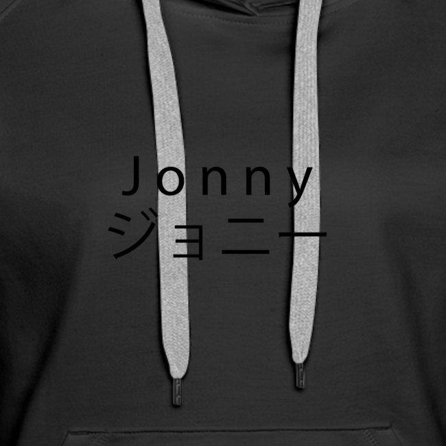 J o n n y (black)