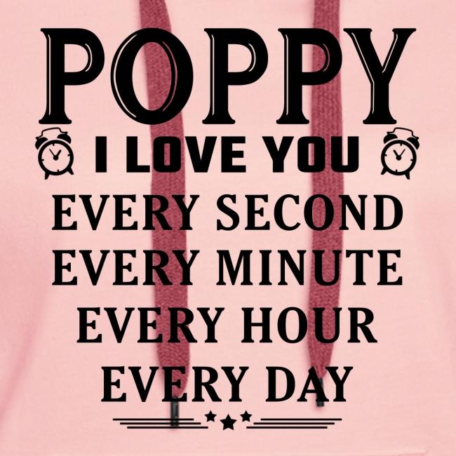 I Love You Poppy