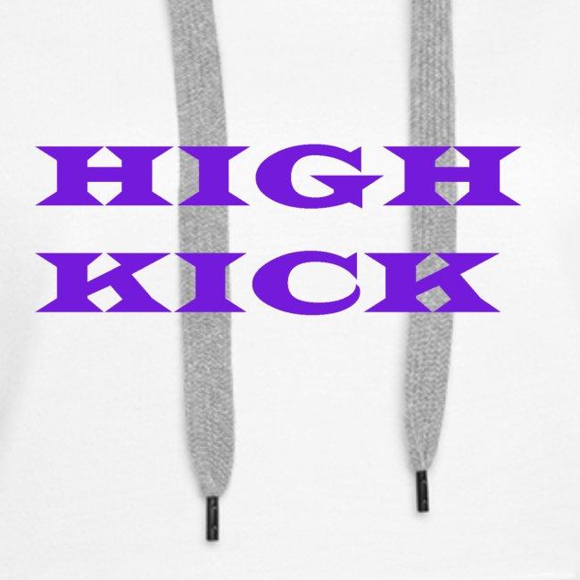 HIGH KICK HOODIE [LIMITED EDITION]