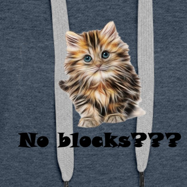 No block kitten
