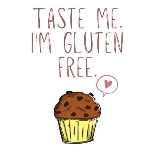 Taste me I'm gluten free - Frauen Premium Hoodie
