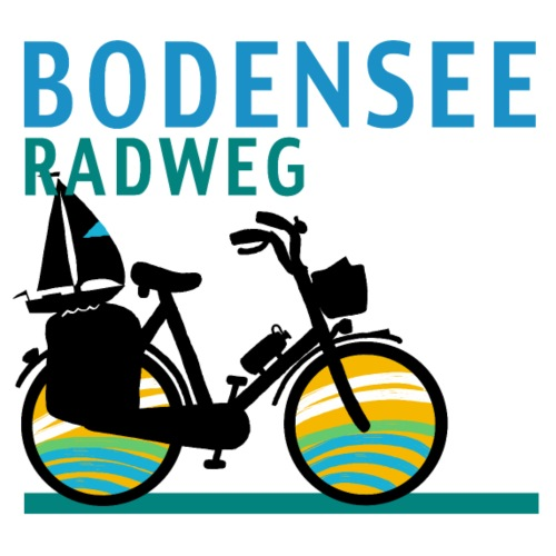 Bodensee-Radweg - Frauen Premium Hoodie