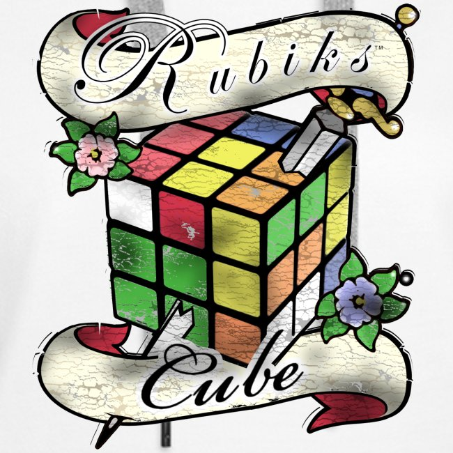 Rubik's Cube Tatoo