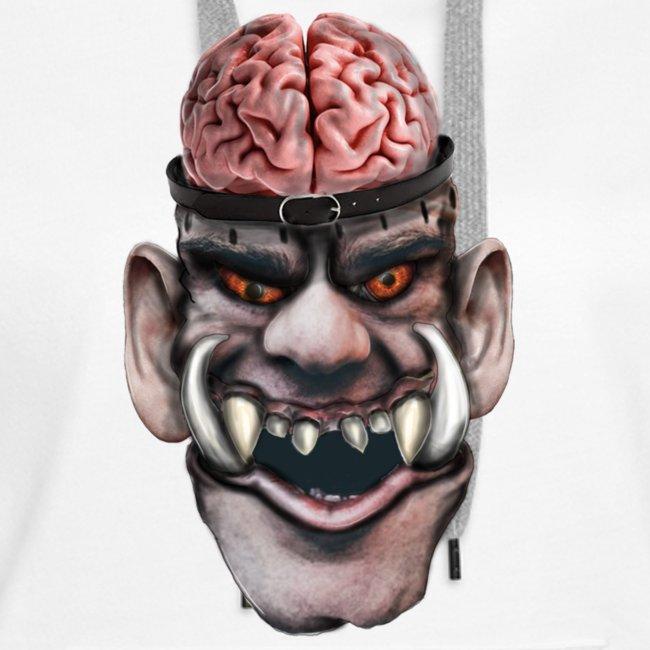 Big brain monster