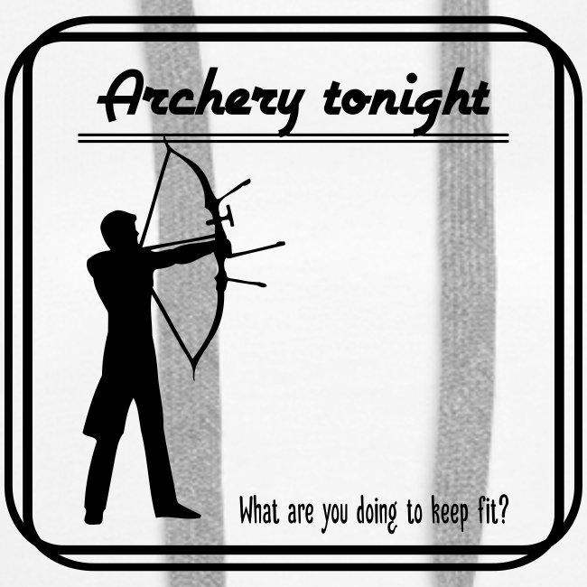 Archery tonight