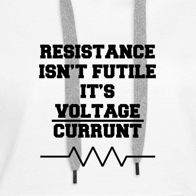Resistance Isn't Futile