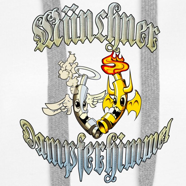 Münchner-Dampferhimmel T-Shirt