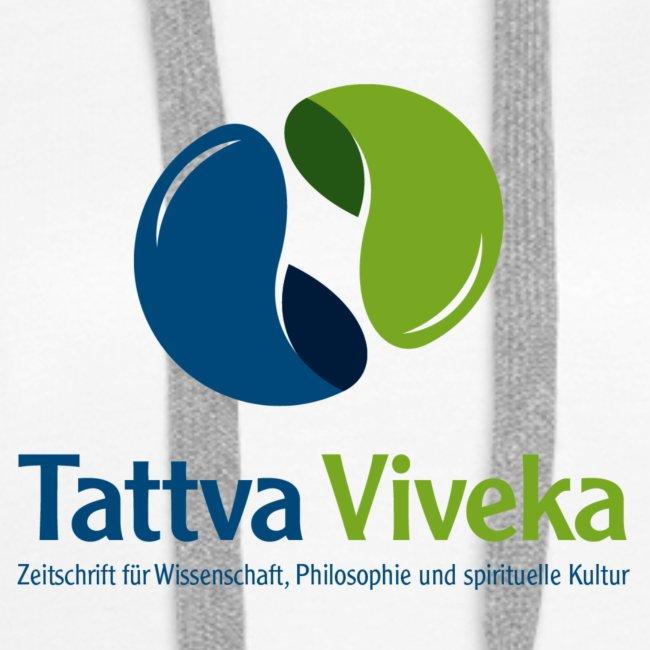 TV Logo Text unten