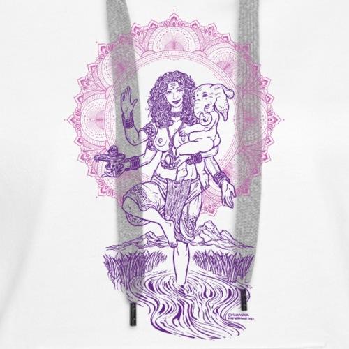 Parvati - Frauen Premium Hoodie