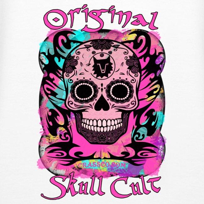 ORIGINAL SKULL CULT PINK