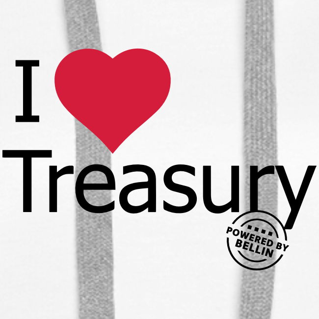 I LOVE TREASURY