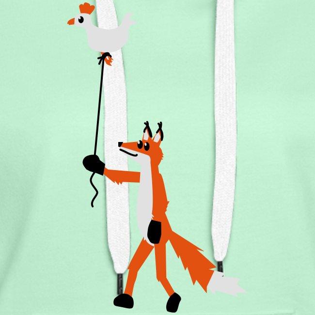 Fuchs und Henne