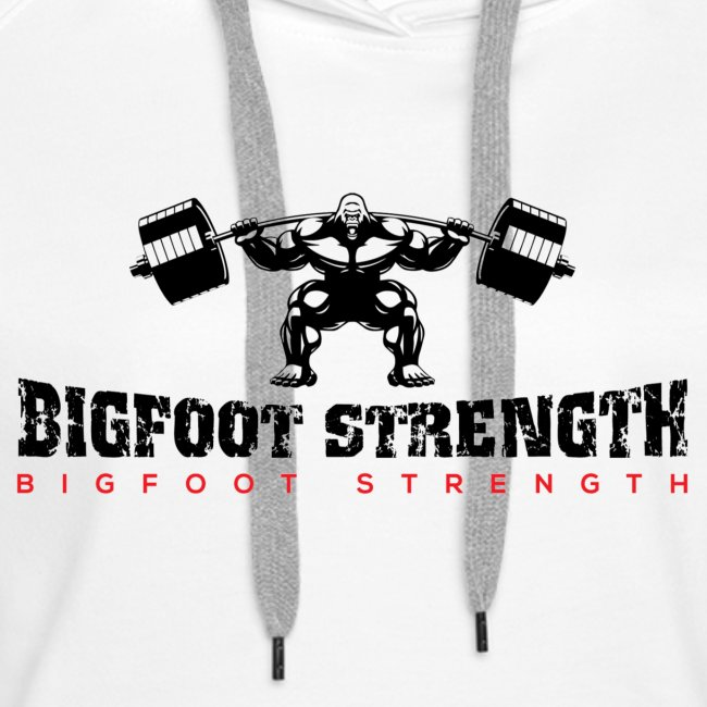 Bigfoot Strength 1