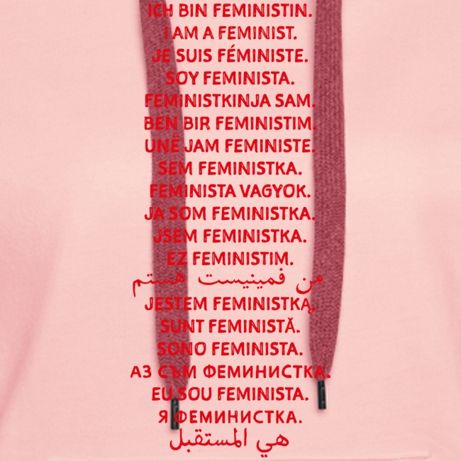 Ich bin Feministin