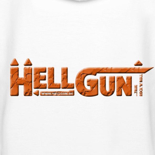 HELLGUN logo 2014 orange png
