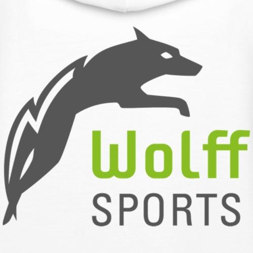 Wolff Sports Original - Frauen Premium Hoodie