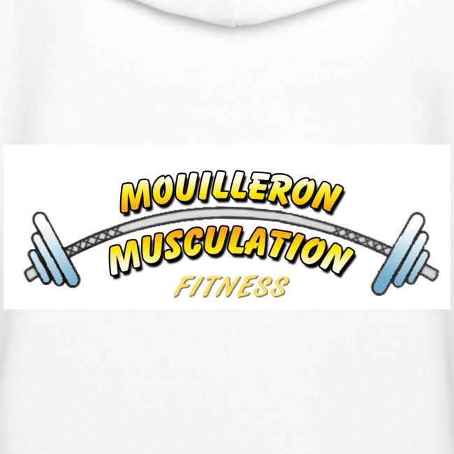 mouilleron muscu logo pour tee shirt 311