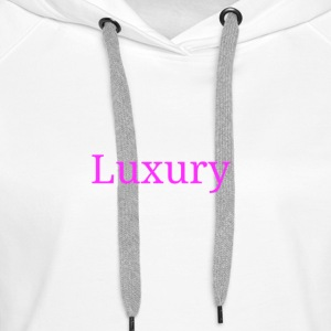 Luxury girl - Women's Premium Hoodie