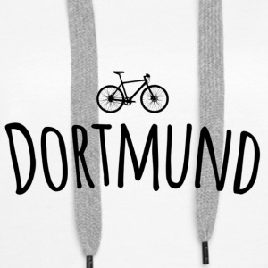 Bicycle Dortmund - Women's Premium Hoodie