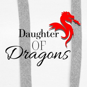 Daughter of Dragons - Premium hettegenser for kvinner