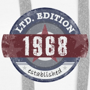 LtdEdition 1968 - Premium hettegenser for kvinner