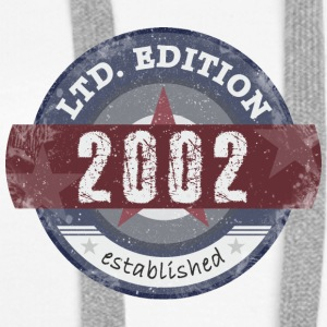 LtdEdition 2002 - Premium hettegenser for kvinner