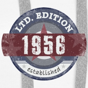 LtdEdition 1956 - Premium hettegenser for kvinner