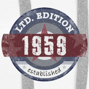 LtdEdition 1959 - Premium hettegenser for kvinner