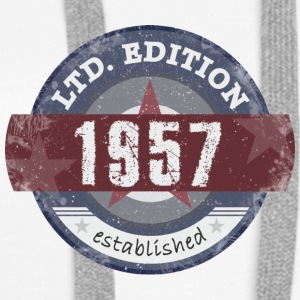 LtdEdition 1957 - Premium hettegenser for kvinner