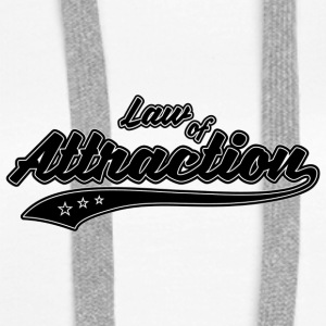 Law of Attraction - Women's Premium Hoodie