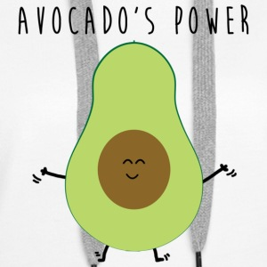 avocados_power - Premium hettegenser for kvinner