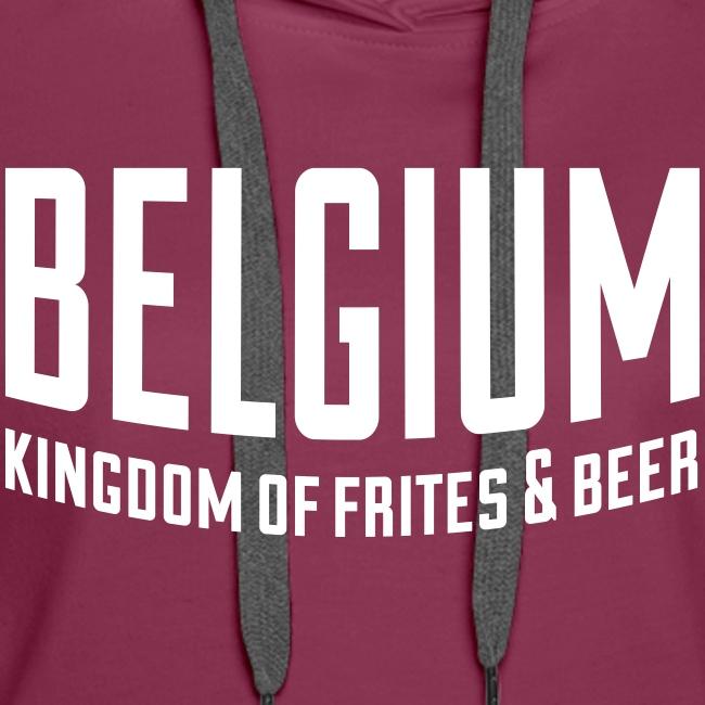 Belgium kingdom of frites & beer