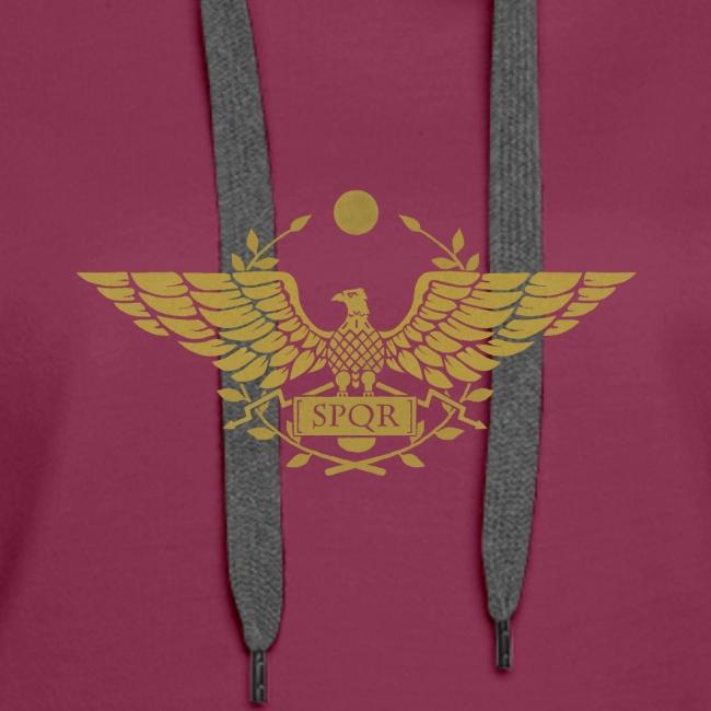 Orzeł SPQR   Eagle of SPQR