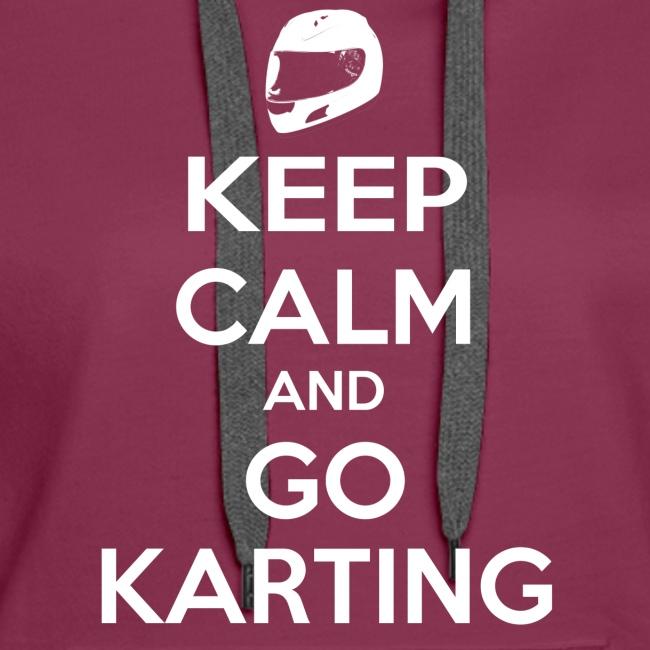 Keep Calm and Go Karting