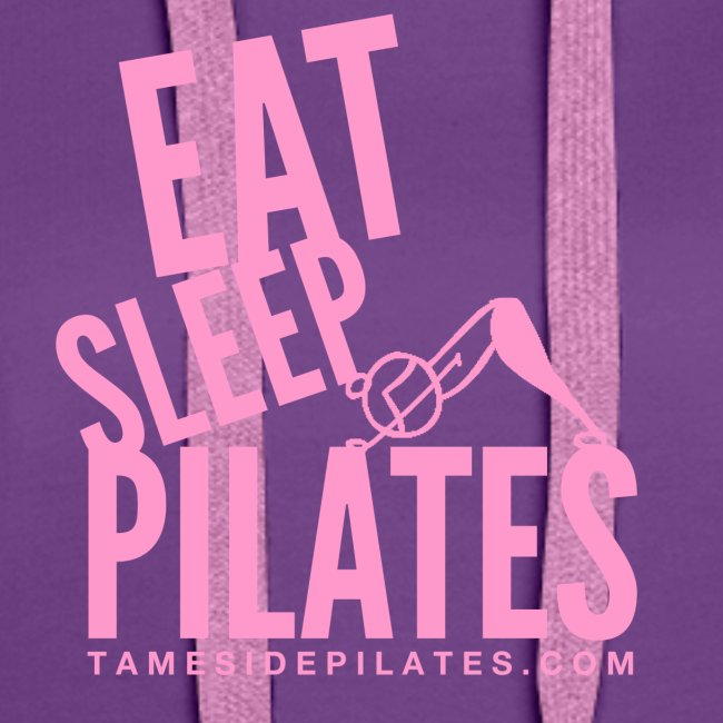 eat sleep pilates 2019 pink