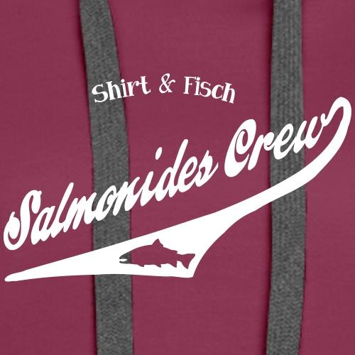 salmonides crew - Frauen Premium Hoodie