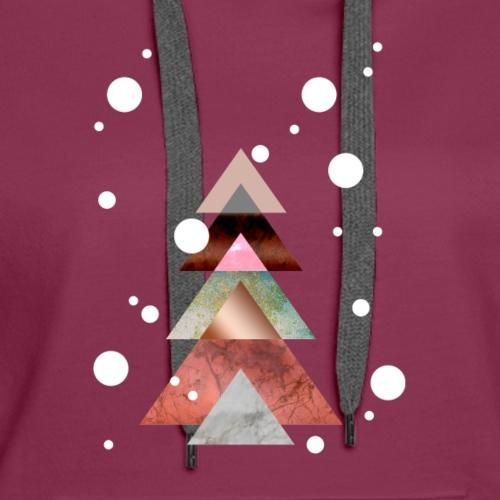 oh christmastree - Frauen Premium Hoodie