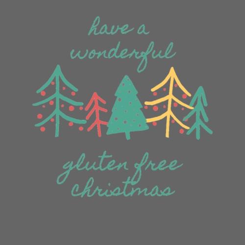 Gluten free christmas - Frauen Premium Hoodie