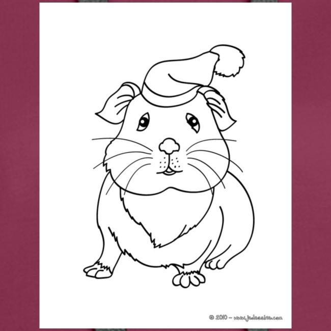 Hamster petite souris blanche guinea