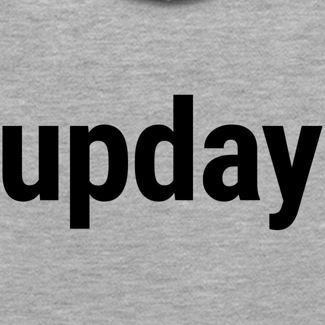 upday Icon blau