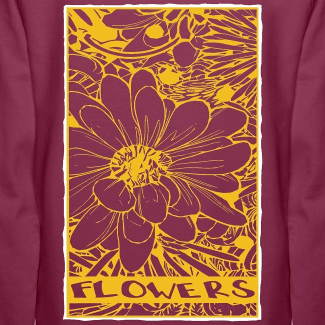 bloemen geel wit